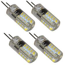 4x G8 Bi-Pin 40 LEDs Light Bulbs SMD 3014 for GE Over the Stove Microwave Oven