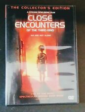 Close Encounters of the Third Kind (Dvd, 2002, The Collector's Edition)