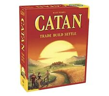 Catan The Board Game-5th Generation-Sealed-🔥Priority Shipping🔥