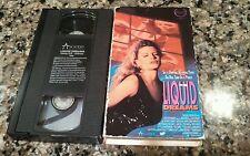LIQUID DREAMS RARE VHS TAPE! ACADAMY 1992  HYPER-SEXED SLEAZE! CANDICE DALY