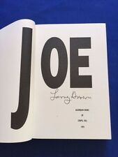 JOE - ADVANCE READING COPY SIGNED BY LARRY BROWN
