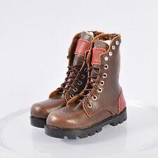 "Fashion MSD Boots/Shoes 1/4 BJD Mini Super Dollfie 17""Tonner Men/Matt (6-MB-6"
