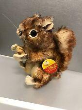 Steiff Eichhörnchen Perri 14,5 cm. Top Zustand
