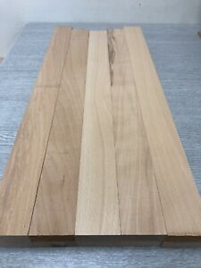 Steam Beech Timber Offcuts 10 Length @ 48x18x500-600 Mm Long