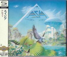 ASIA ALPHA JAPAN 2011 RMST SHM HIGH FIDELITY FORMAT CD - STEVE HOWE  CARL PALMER