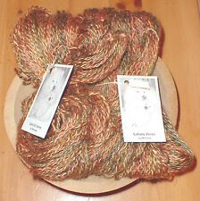 Handspun Mohair Yarn / Leaf Peepers / 92 yards