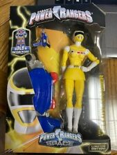Bandai Power Rangers in Space Legacy Collection Yellow Ranger NEW IN BOX