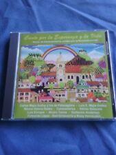 CANTO PARA L.A. ESPERANZA Y L.A. VIDA DE LO'S MEJIA GODOY ALVARO TORRES CD