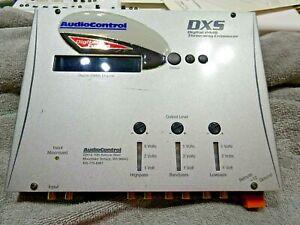 OLD SCHOOL AUDIOCONTROL AUDIO CONTROL DXS DIGITAL TOP OF THE LINE CROSSOVER