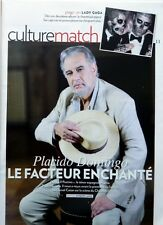 Mag 2011: PLACIDO DOMINGO_CHARLENE_GRACE KELLY_GIPSY KINGS_PHILIPPE POUPON