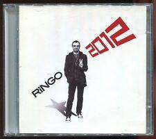 Ringo Starr - Ringo 2012 (CD + DVD) Limited Edition