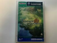 Nintendo Game Cube TALES OF SYMPHONIA NAMCO JAPAN GC Japan JP Gamecube