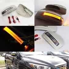 LED INDICATOR SIGNAL MIRROR COVER Fits 12 13 INFINITI JX35 2012 2013 Hybrid