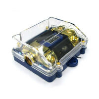 Tubo Audio Scatola AUTO Elettrico Fusibili Arenato Voltaggio Protezione 100A