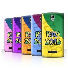 Étuis, housses et coques jaunes Lenovo pour téléphone mobile et assistant personnel (PDA) Lenovo