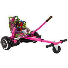 Hover Kart Pink Hoverkart Go Kart Hover Kart Balance Board Scooter