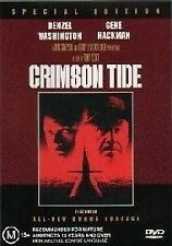 Crimson Tide (DVD, 2002) VGC Pre-owned (D94)