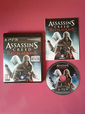 Assassin's Creed Revelations - playstation 3 - PAL - Complet (inclus AC1)