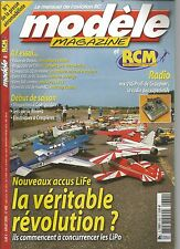 MODELE MAG N°682 PLAN : SUCCESS'OR / ACCUS LIFE / WILGA 2000 T2M / EXTRA 260