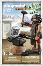 Playmobil History Hephaestus griechischer Gott 70217 Neu & OVP Sonderfigur MISB