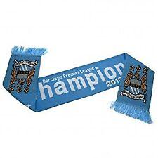 00fb5b784f34d Manchester City FC Champions Scarfjacquard knit scarf