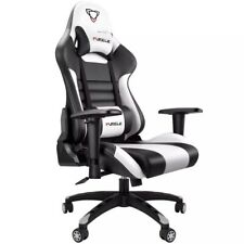Furgle Pro Gaming Chair Safe&Durable Office Chair Ergonomic Leather Boss Chair