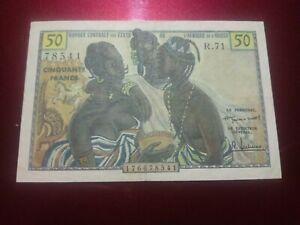 Togo 50 francs