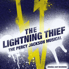 Various - Lightning Thief - Percy Jackson Musical / O.c.r. [New CD]