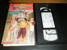 Baby-Sitters Club, The - Dawn and the Haunted House (VHS, 1990)