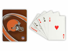 Cleveland Browns Playing Cards, Helmet Logo
