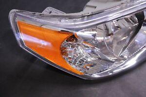 Chevrolet Aveo5 Halogen HEAD LIGHTs lamps Right Passenger side 2010-2011