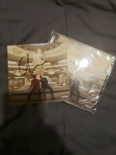 The Weeknd Hand-Signed Heartless single Collector's CD