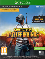 Playerunknown's Battlegrounds [Download Code Only] XBOX ONE IT IMPORT MICROSOFT