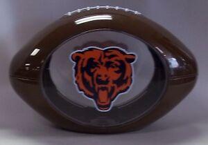 Chicago Bears Football Coin Bank