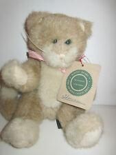 "Boyds Bears ""Thoreau"" Plush Cat  #5740-08 Rare 1995 Retired"