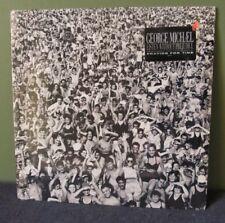 "George Michael ""Listen Without Prejudice"" LP Sealed /Hype Orig Wham! Elton John"