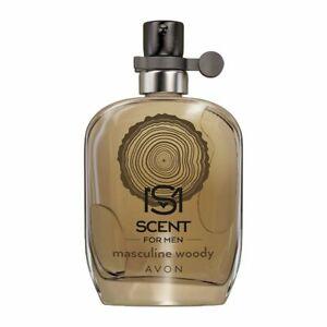 AVON Scent for men Masculine Woody eau de Toilette 30 ml New, Boxed Rare