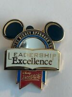 WDW Disney Institute Leadership Excellence Approach Disney Pin LE (B8)