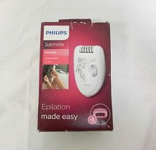 Philips HP6401 Satinelle Epilator, White/Gray  - FAST FREE SHIPPING!!!