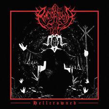 """Pimeydentuoja """"Hellcrowned"""" cd Satanic Black/Death Metal"""