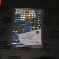 2019-20 Isaiah Roby Rookie Autograph Card Panini Mosaic Silver Prizm Auto SSP