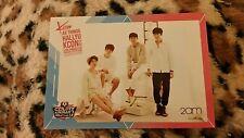 2am kcon hidden music video official photocard card Kpop K-pop