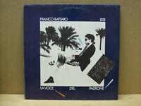 FRANCO BATTIATO - LA VOCE DEL PADRONE - LP - 33 RPM - EMI 1981