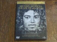 NEW - Michael Jackson - The Life Of An Icon - DVD 2011