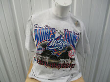 VINTAGE MAJESTIC NEW YORK YANKEES 1998 WORLD SERIES CHAMPIONS XL SHIRT NWT PADRE