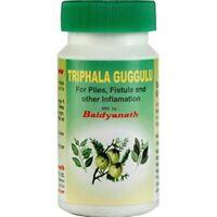 Baidyanath Triphala Guggulu Herbal Tablets Indian Herbal Remedy FREE SHIP