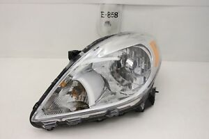 NEW OEM HEADLIGHT HEAD LAMP LIGHT NISSAN VERSA SEDAN 12 13 14 chip mount LH