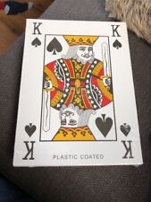 Pack Of Jumbo Playing Cards - New Sealed Pack