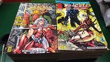 WILDCATS - serie completa 1/44+Speciale Expocartoon 95 - Star Comics SCO