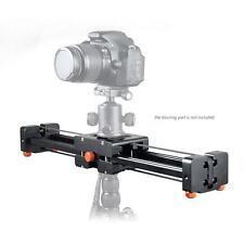50cm Track Dolly Slider Rail Stabilizer for DSLR Camcorder Video DV In UK Local!